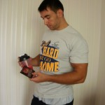 hot blood scitec t shirt 150x150 Тренировка Бицепс и Трицепс