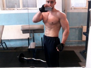 Photo0124 300x225 Тренировка за Ръце и малко снимки :)
