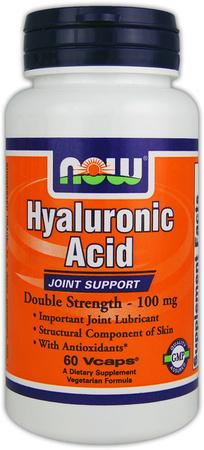 NOW Hyaluronic A 4d562e01a0109 Какво е хиалуронова киселина ?
