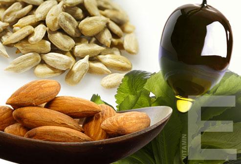 vitamin e b Защо е важен  Витамин Е
