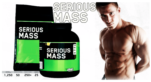 Serious Mass Optimum Nutrition Optimum Serious Mass