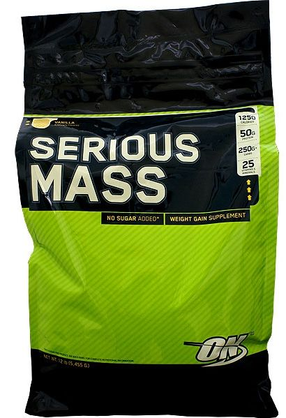 serios mass Optimum Serious Mass