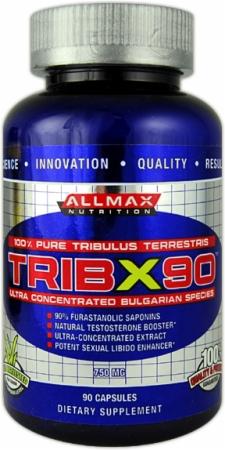 allmax trib Трибулус   един различен поглед върху билката