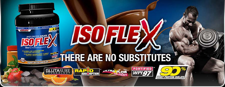 allmax isoflex banner Какво е суроватъчен протеин изолат?