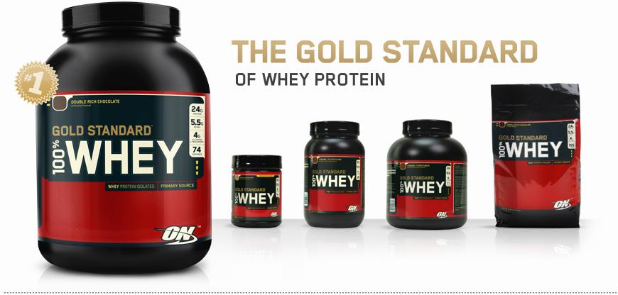Whey gold standard цена