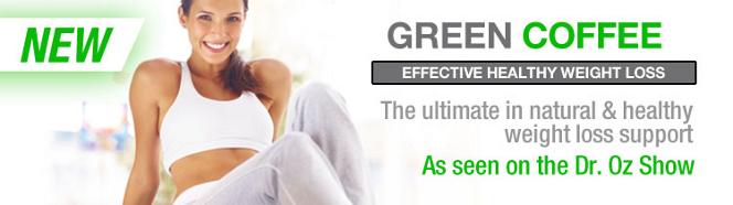 Green Coffee Екстракт от зелено кафе за отслабване