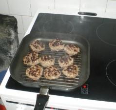 Кюфтета от конско месо