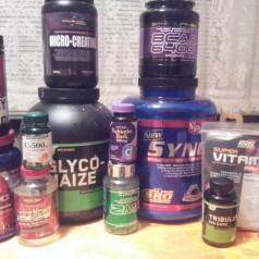 Добавки за сила и мускулна маса за месец Ноември