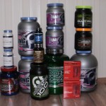 Стак от хранителни добавки за чиста мускулна маса