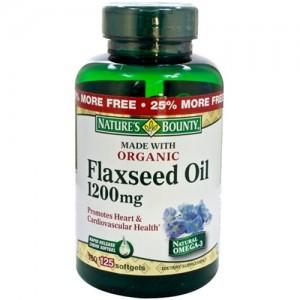flax 2 300x300 Ленено семе   Flax Seed Oil