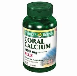 natures coral calcium Коралов калций срещу остеопороза