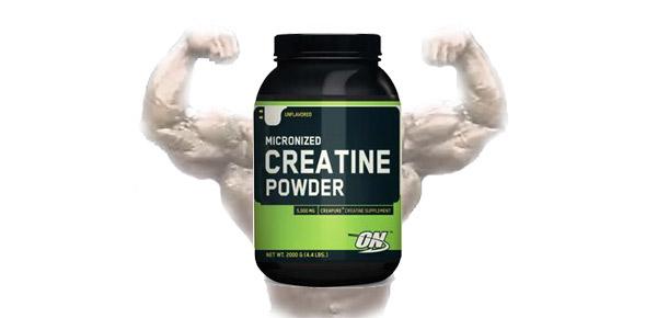 creatine powder Креатин   как работи креатина?