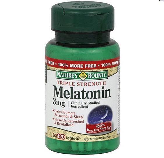 melatonin Мелатонин факти