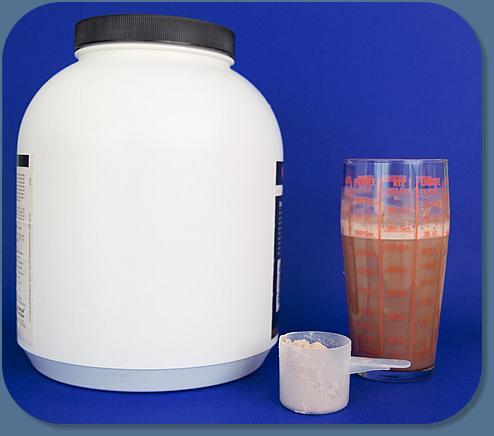 protein drink mix 4 часовият анаболен прозорец след тренировка
