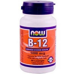 vitamin b12 now Дефицит на витамин Б12