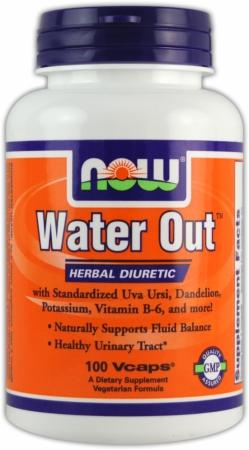 water out Храни, които са естествени диуретици