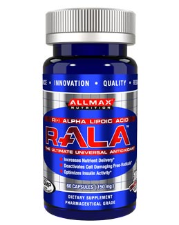 allmax r ala Лечение на хронична умора
