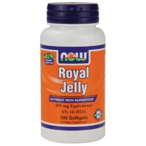 now foods royal jelly  Пчелно млечице и ползите за фитнеса