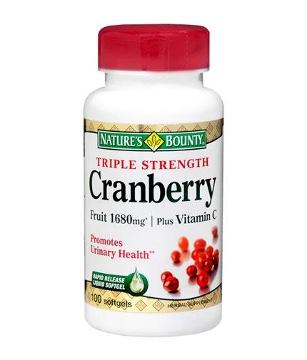 cranberry natures Червена боровинка като хранителна добавка