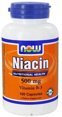 niacin Витамин B3 или Ниацин за емоционално здраве