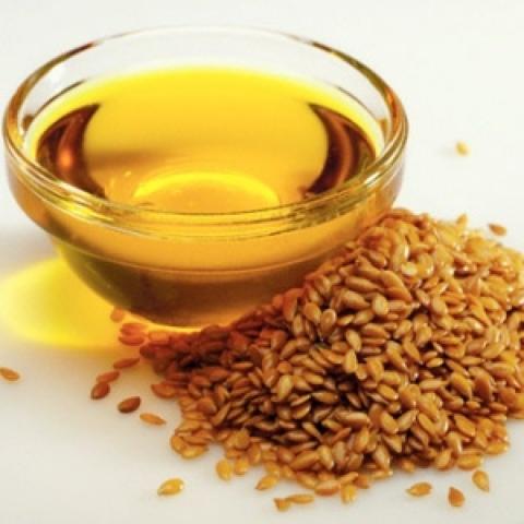 leneno maslo Лененото масло – съперникът на рибеното масло
