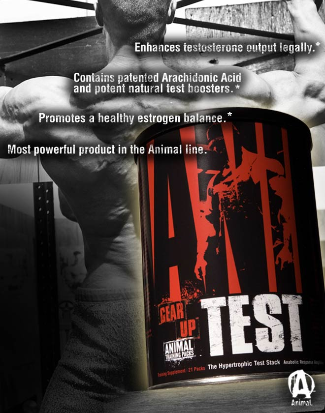 animal test ad Animal Test
