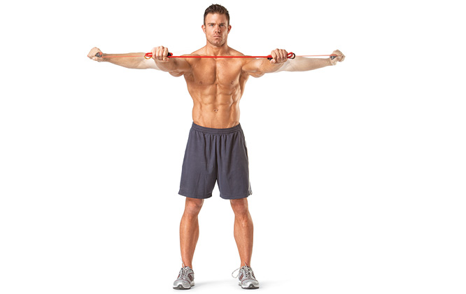fitnes lastik Фитнес ластик за тренировка вкъщи