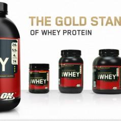 100% Whey Gold Standard – цена и качество