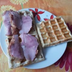 Протеинови гофрети – новата ми закуска