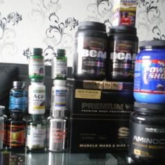 Новият стак от хранителни добавки за мускулна маса, сила и обем