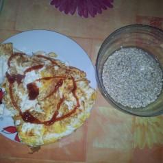 Закуската ми от 1 година насам