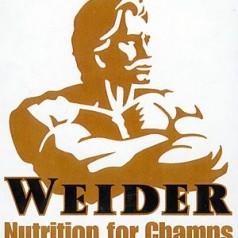 Weider – първата фирма за хранителни добавки