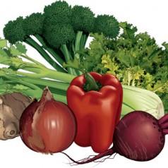 Зеленчуците – героите, които не харесваме